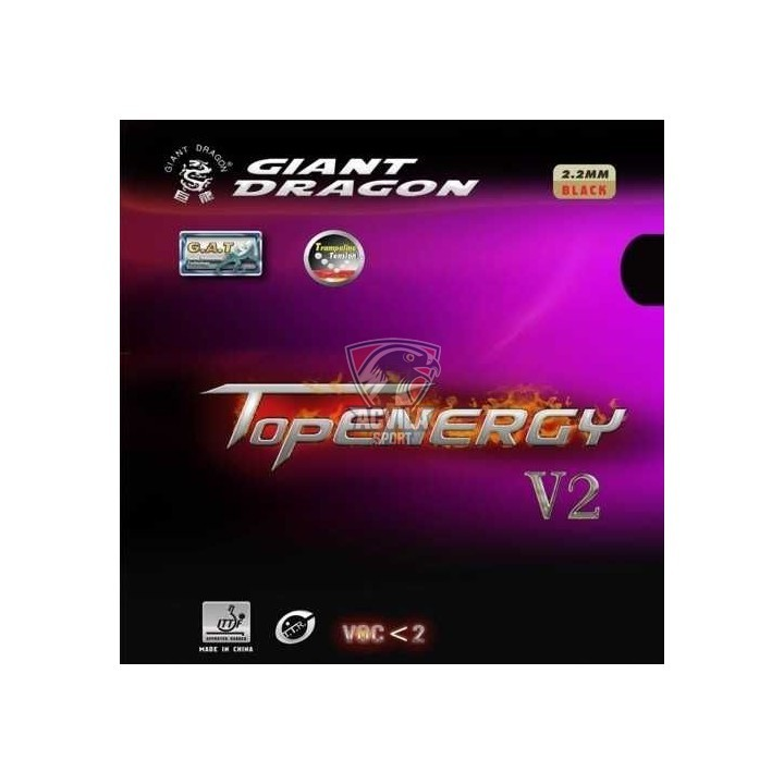 Față Tenis Masă Giant Dragon TopEnergy V1/V2